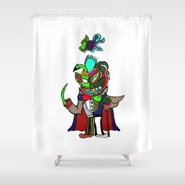 JEK Shower Curtain