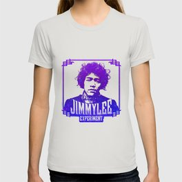 Jimmy Lee - Purple T-shirt