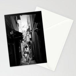 Kiyamachi Geisha, Kyoto Stationery Cards