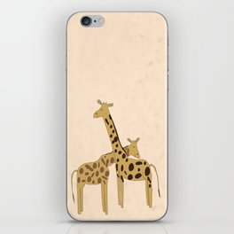 My Love Will Always Find You iPhone Skin