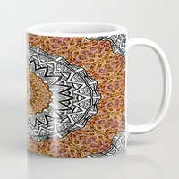 leopard Mugs featuring Leopard by Kimberly McGuiness