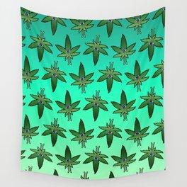 Weed Man Wall Tapestry