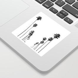 Palm Trees 8 Sticker
