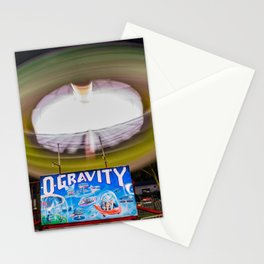 Zero Gravity Stationery Cards