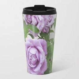 winter rose . image Travel Mug