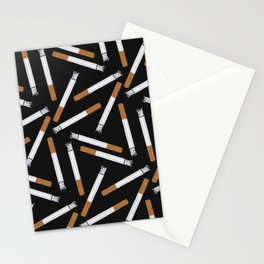 guilty pleasure Stationery Cards