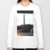 anxiety Long Sleeve T-shirts featuring Anxiety by  St Greyson