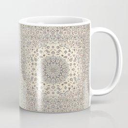 Bohemian Farmhouse Traditional Moroccan Art Style Texture Coffee Mug