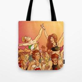 1D Music Fest  Tote Bag