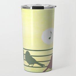 Songbird Travel Mug