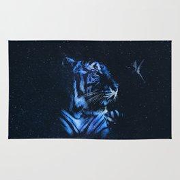 Galactic Tiger Rug