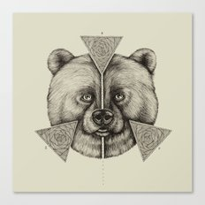 'Natural Symmetry' Canvas Print