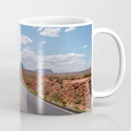 Highway 163, Monument Valley Coffee Mug