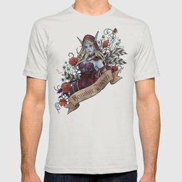 Queen of the Forsaken T-shirt
