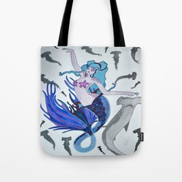 Drop the Hammers Tote Bag