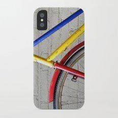 Bike iPhone X Slim Case