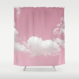 Sweetheart Sky Shower Curtain
