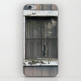 Vintage Window iPhone Skin