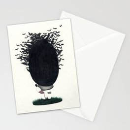 INSIDE MY HEAD Stationery Cards