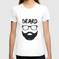 monster inc T-shirts featuring BEARD INC. by WRDED