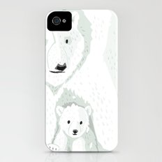 The White Bears and the Tin Soldier iPhone (4, 4s) Slim Case