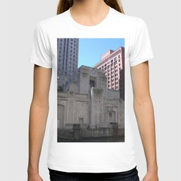Chicago Skyline, Chicago from the River T-shirt