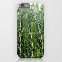 Corn in Indiana iPhone Case