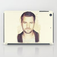 fringe iPad Cases featuring FRINGE - PETER by theseed30