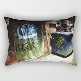 Dumpster Life Rectangular Pillow