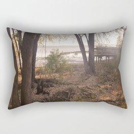 Place of Peace Rectangular Pillow