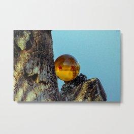 TWOxSTARxDRGN Metal Print