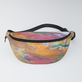 Color brain2 Fanny Pack