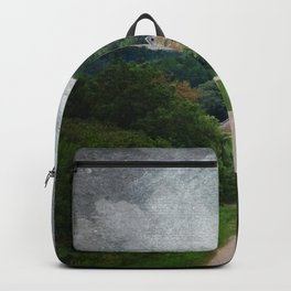 Peekaboo Barn Backpack