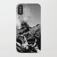 astronaut iPhone & iPod Cases featuring Astronaut  by Saundra Myles