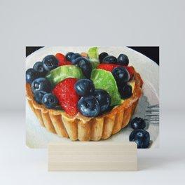 Grocery Store Tart I Mini Art Print