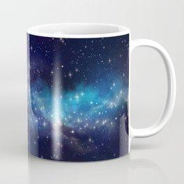 Floating Stars Coffee Mug