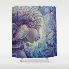 Faun - Cheva Shower Curtain