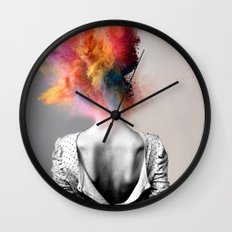 a certain kind of magic Wall Clock
