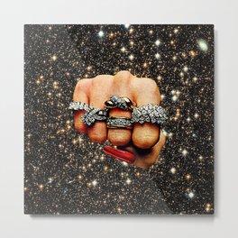 Galactic Punch Metal Print