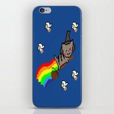 Nyan McGonagall iPhone & iPod Skin