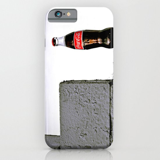Grit city cola iPhone & iPod Case