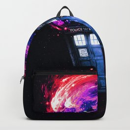 Doctor Who Space Surfing Backpack