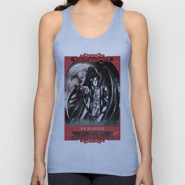 Wings of Faith : Punisher Unisex Tank Top