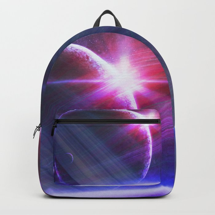 Parallel world Backpack