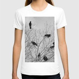 Murder Of Crows - Five T-shirt