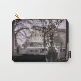 cafe window Carry-All Pouch