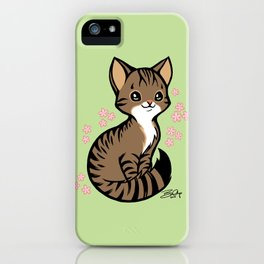 Kira Kitty iPhone Case
