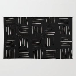 Open Weave Rug