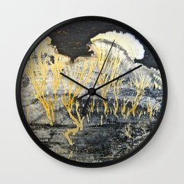 point of least resistance Wall Clock