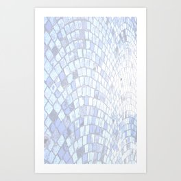 cobblefade Art Print